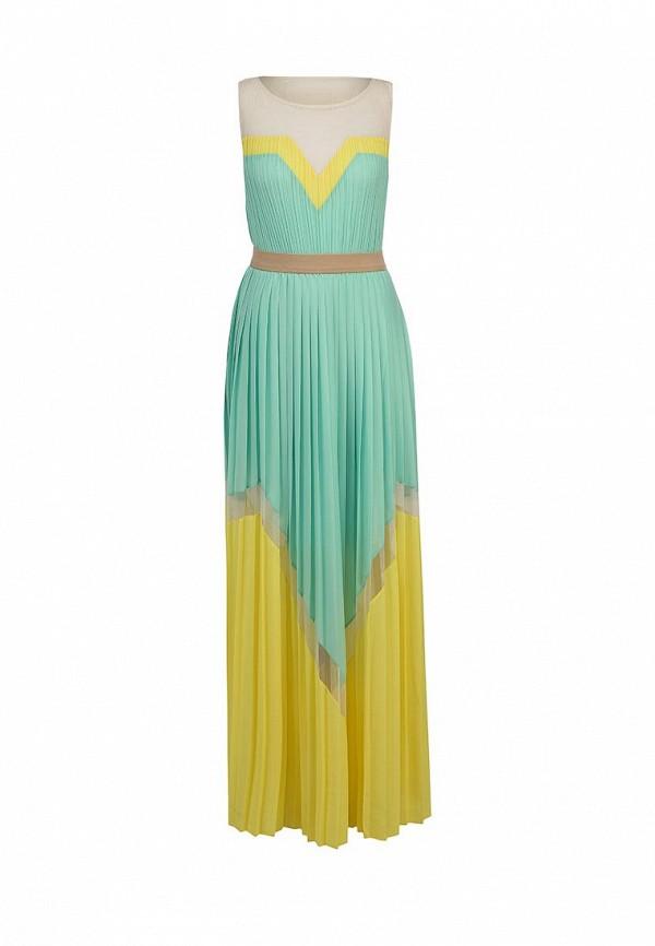 Платье-макси BCBGMAXAZRIA RWY65A41: изображение 1