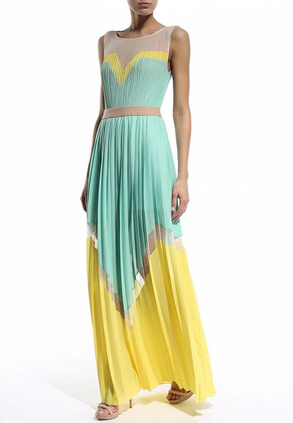 Платье-макси BCBGMAXAZRIA RWY65A41: изображение 3