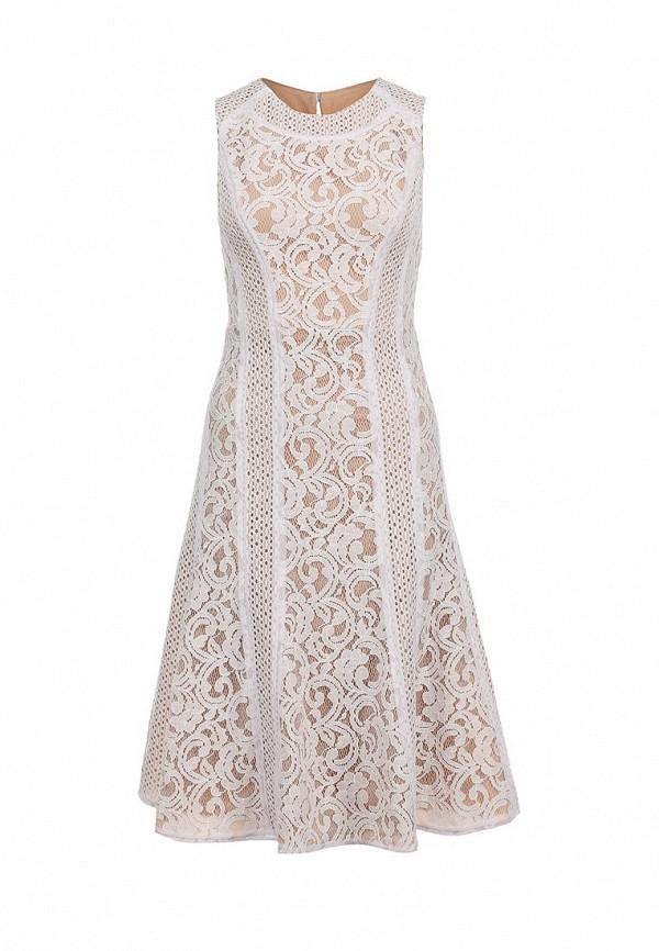 Платье-миди BCBGMAXAZRIA LSM68C16: изображение 1