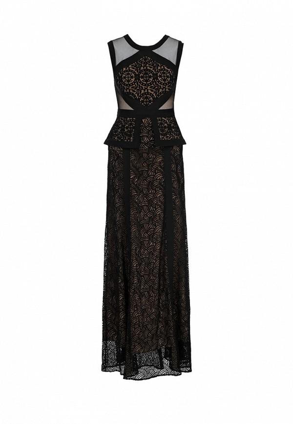 Платье-макси BCBGMAXAZRIA FFZ61D59: изображение 2