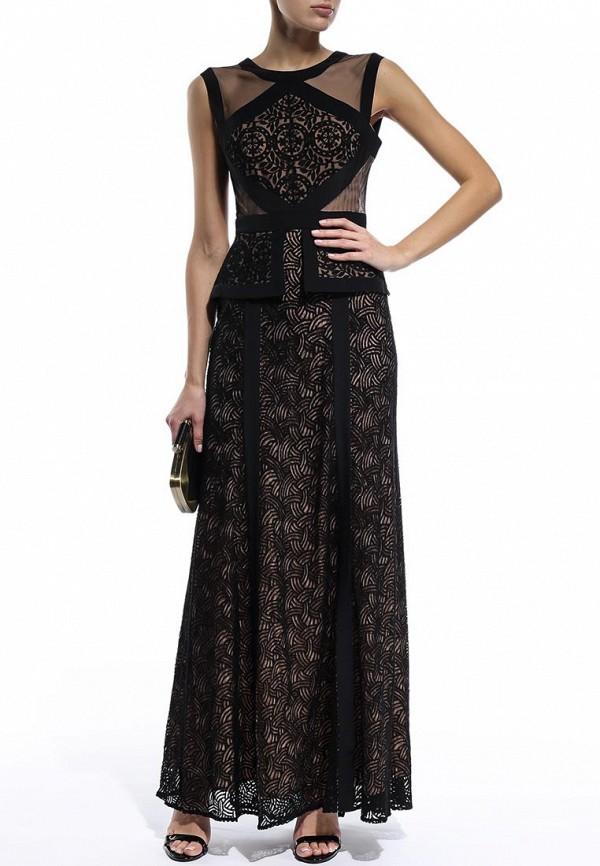 Платье-макси BCBGMAXAZRIA FFZ61D59: изображение 5