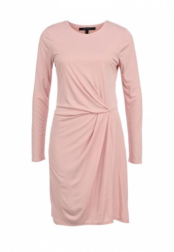 Платье-миди BCBGMAXAZRIA IJC62D15: изображение 1