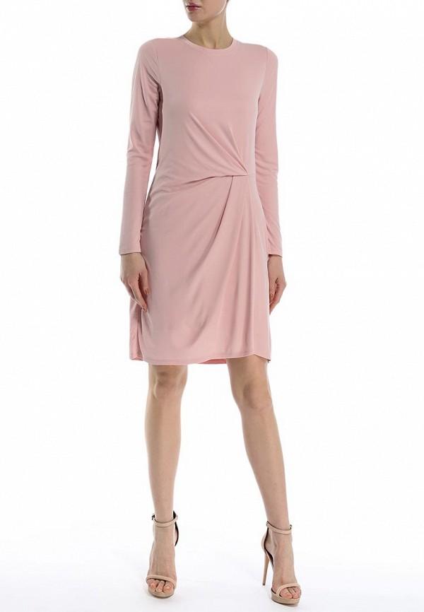 Платье-миди BCBGMAXAZRIA IJC62D15: изображение 3