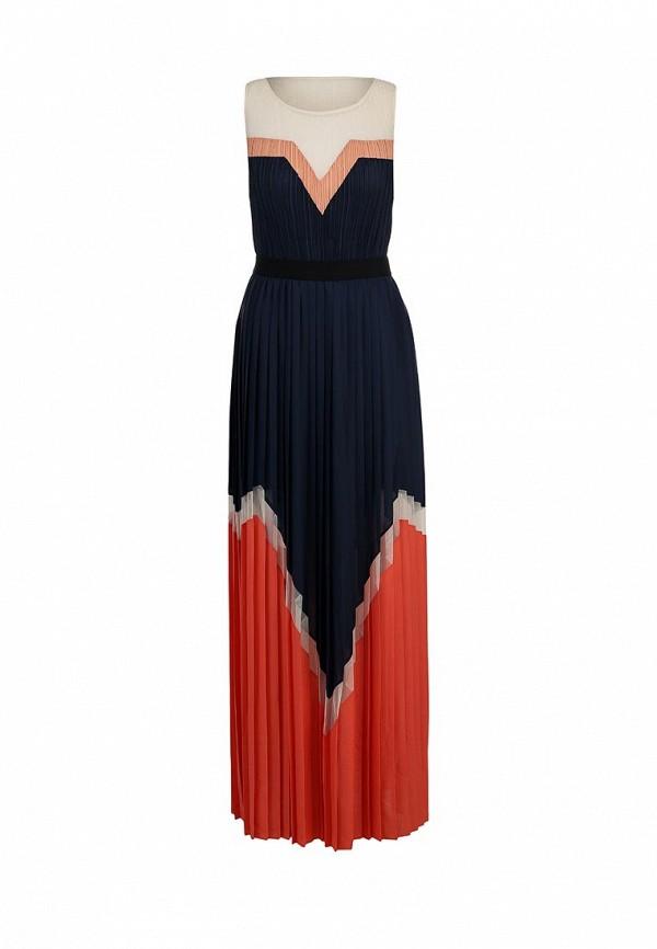 Платье-макси BCBGMAXAZRIA RWY63D55: изображение 1