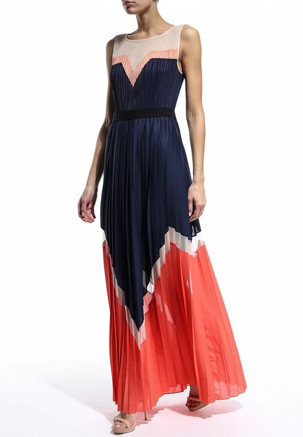Платье-макси BCBGMAXAZRIA RWY63D55: изображение 3