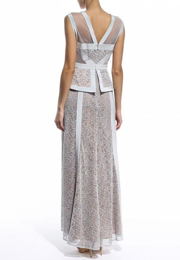 Платье-макси BCBGMAXAZRIA FFZ61D59: изображение 4