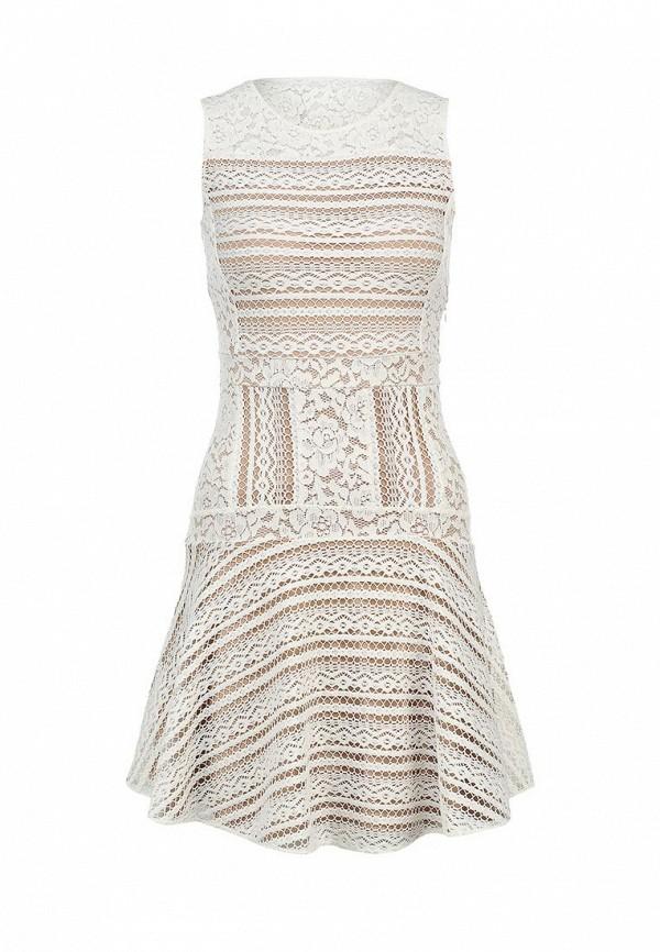 Платье-миди BCBGMAXAZRIA JBO64D73: изображение 1