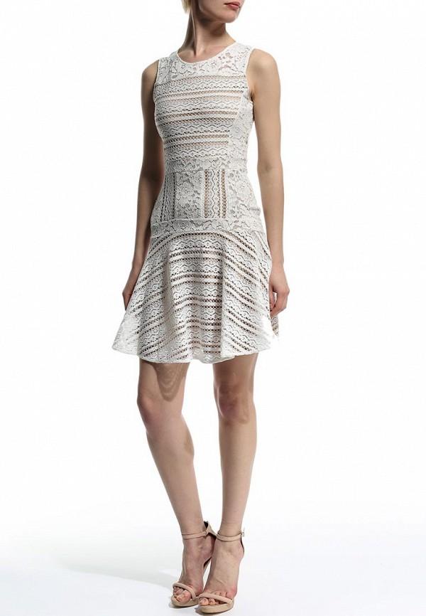 Платье-миди BCBGMAXAZRIA JBO64D73: изображение 4