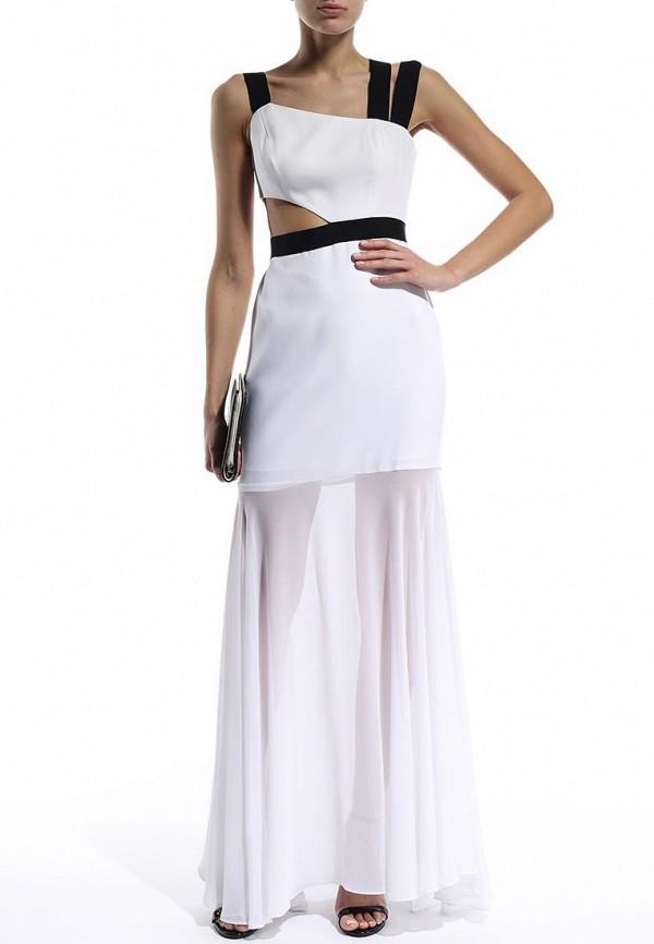 Платье-макси BCBGMAXAZRIA JGK68D78: изображение 3
