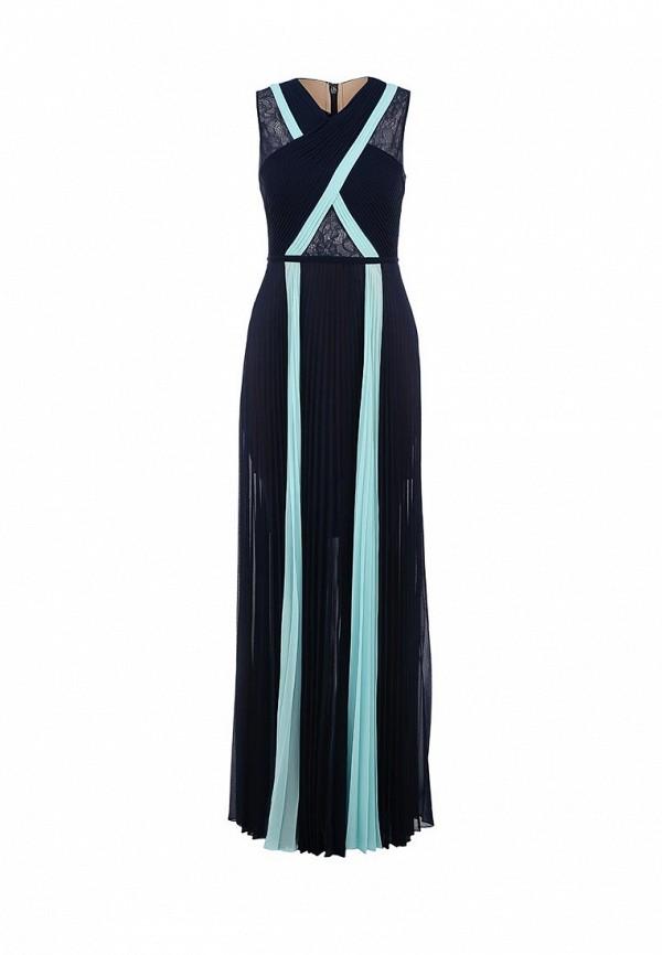 Платье-миди BCBGMAXAZRIA JGK65D80: изображение 1