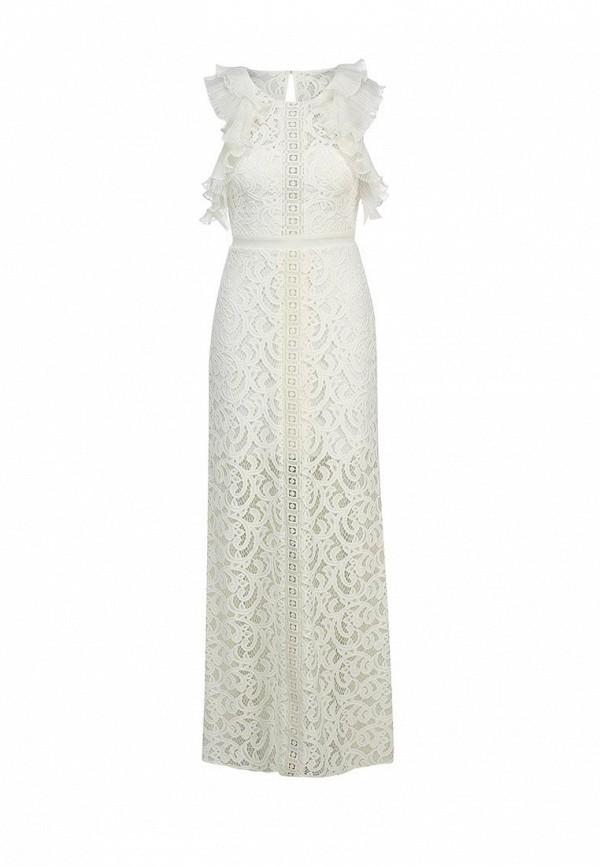 Платье-макси BCBGMAXAZRIA LCC63D80: изображение 1