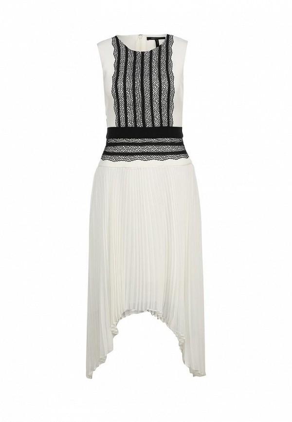 Платье-миди BCBGMAXAZRIA JGK64D05: изображение 1