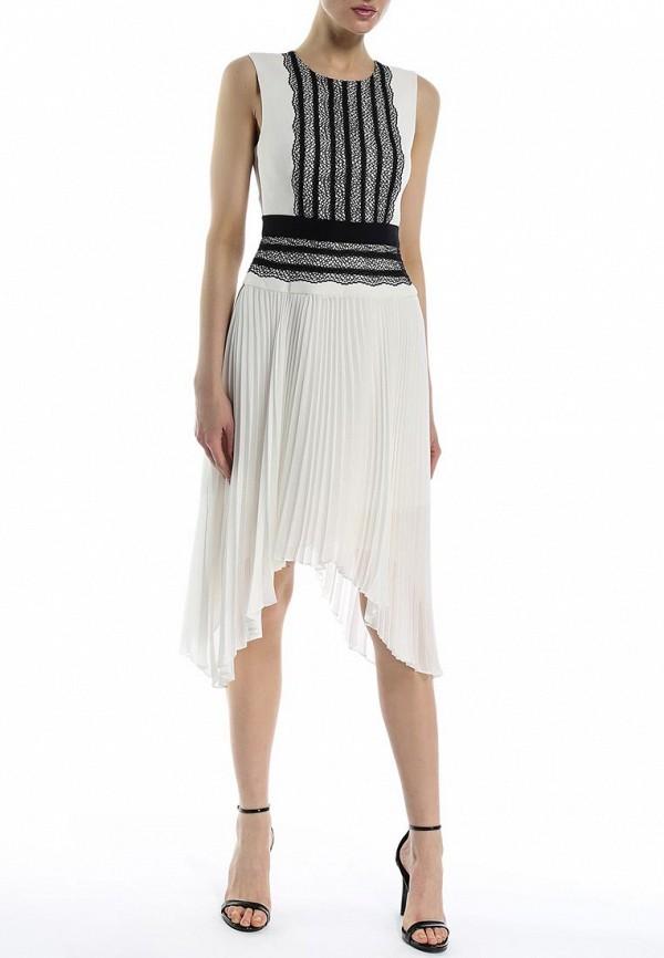 Платье-миди BCBGMAXAZRIA JGK64D05: изображение 3