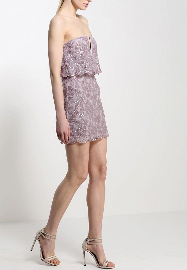 Платье-мини BCBGMAXAZRIA EEF67D11: изображение 3