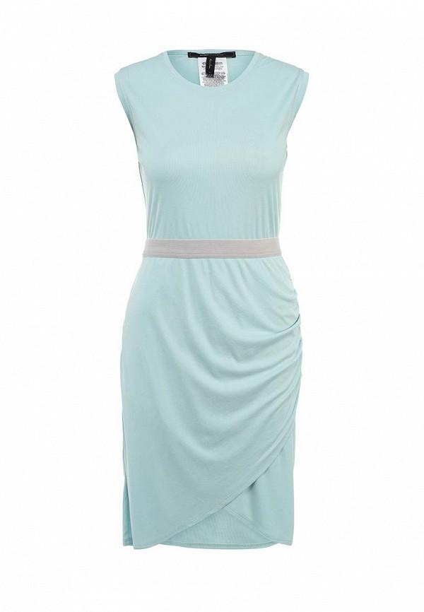 Платье-миди BCBGMAXAZRIA IJC66D25: изображение 1