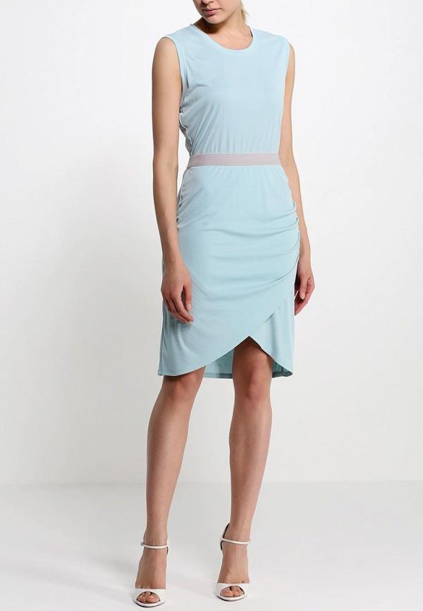Платье-миди BCBGMAXAZRIA IJC66D25: изображение 3