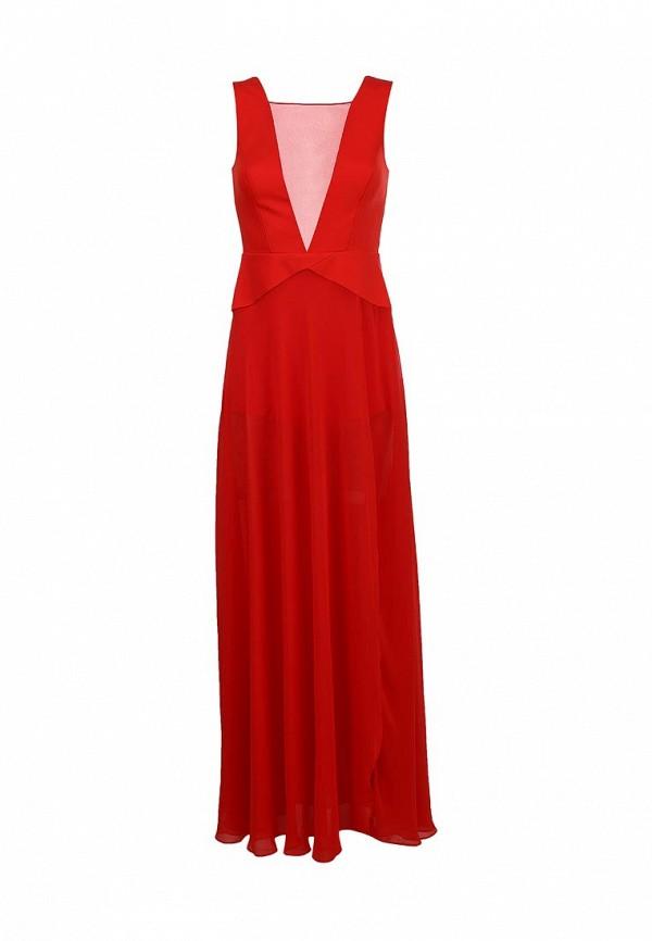 Платье-макси BCBGMAXAZRIA JGK9C863: изображение 1