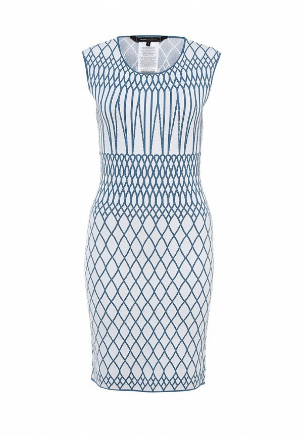 Платье-макси BCBGMAXAZRIA NPC62D96: изображение 1