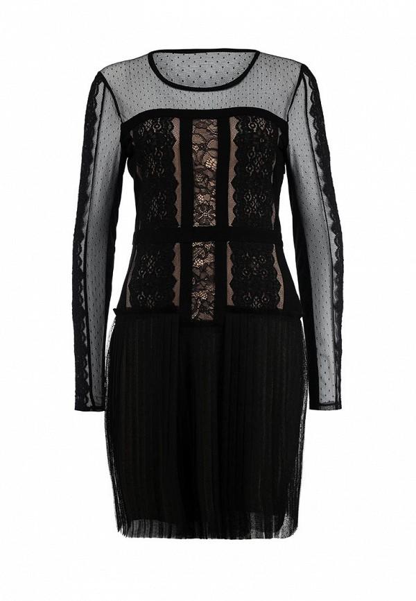 Платье-миди BCBGMAXAZRIA UEX67D94: изображение 1