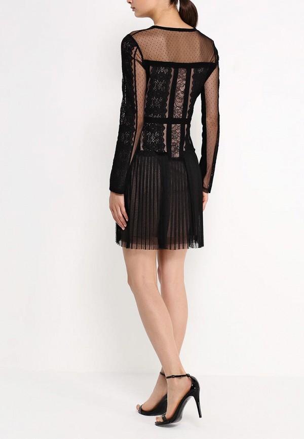 Платье-миди BCBGMAXAZRIA UEX67D94: изображение 4