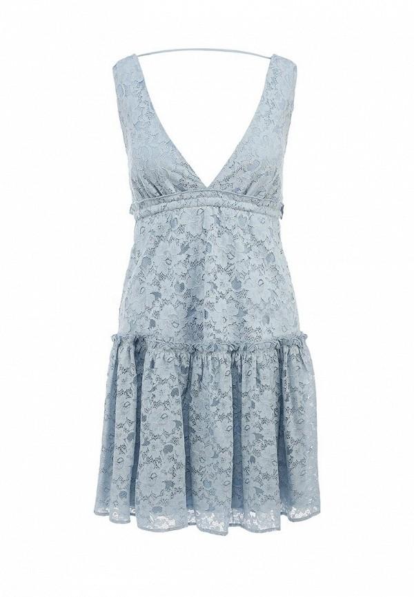 Платье-миди BCBGMAXAZRIA IRG61E92: изображение 1