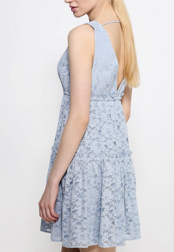 Платье-миди BCBGMAXAZRIA IRG61E92: изображение 2