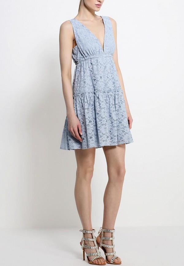 Платье-миди BCBGMAXAZRIA IRG61E92: изображение 3