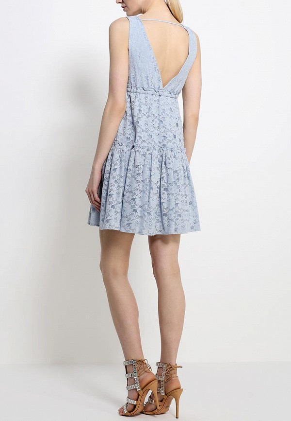 Платье-миди BCBGMAXAZRIA IRG61E92: изображение 4