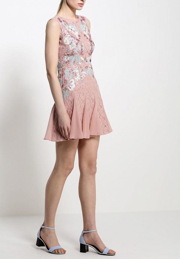 Платье-мини BCBGMAXAZRIA IRG61E93: изображение 3