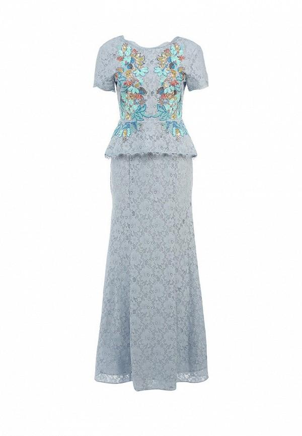 Платье-макси BCBGMAXAZRIA IRG62E53