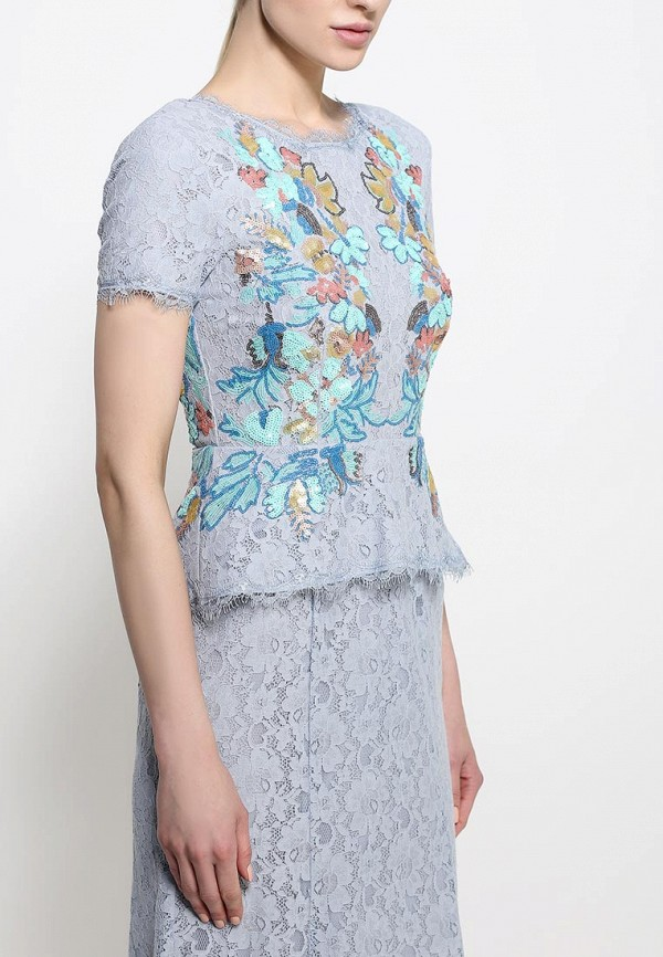 Платье-макси BCBGMAXAZRIA IRG62E53: изображение 2