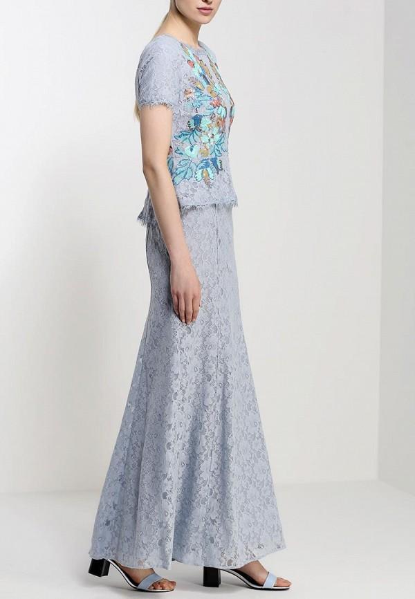 Платье-макси BCBGMAXAZRIA IRG62E53: изображение 3