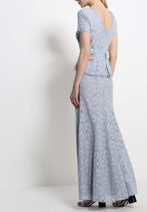 Платье-макси BCBGMAXAZRIA IRG62E53: изображение 4
