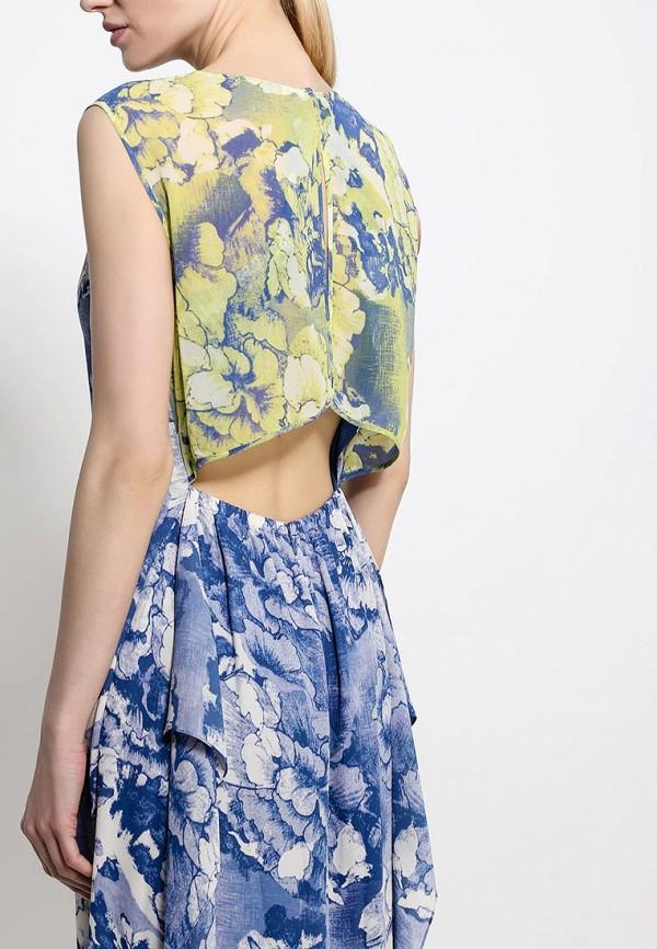 Платье-макси BCBGMAXAZRIA QYD65D57: изображение 2