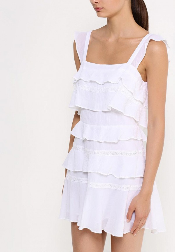 Платье-мини BCBGMAXAZRIA SNV69D32: изображение 2
