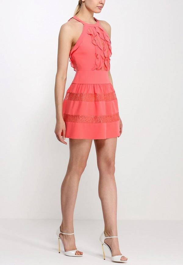 Платье-миди BCBGMAXAZRIA XVR60E92: изображение 3