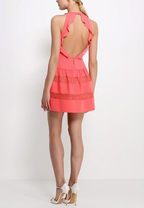 Платье-миди BCBGMAXAZRIA XVR60E92: изображение 4