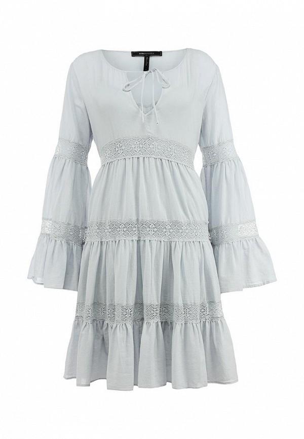 Платье-миди BCBGMAXAZRIA YQL60E82: изображение 1