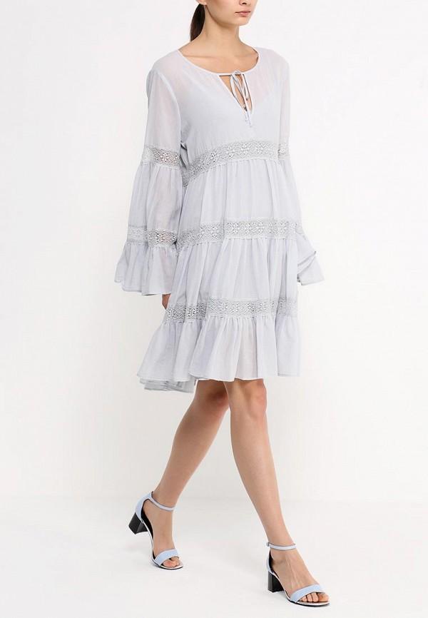 Платье-миди BCBGMAXAZRIA YQL60E82: изображение 3