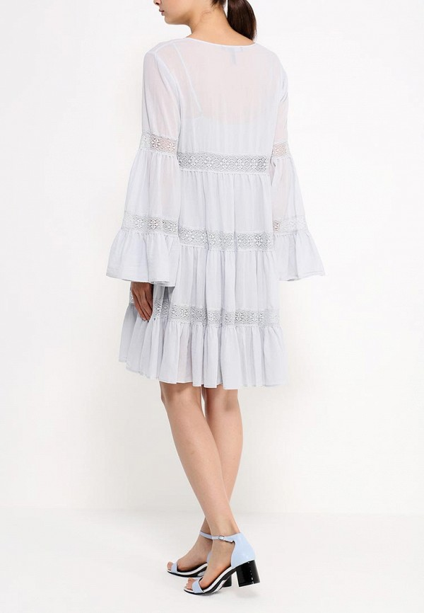 Платье-миди BCBGMAXAZRIA YQL60E82: изображение 4