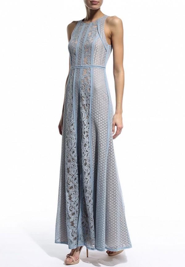 Платье-макси BCBGMAXAZRIA LSM68C17: изображение 3