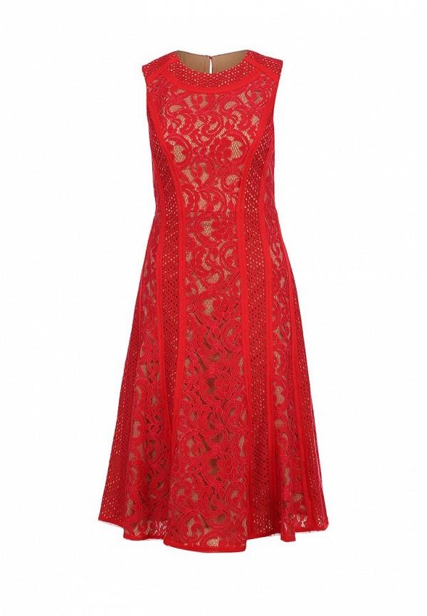 Платье-миди BCBGMAXAZRIA LSM68C16: изображение 5