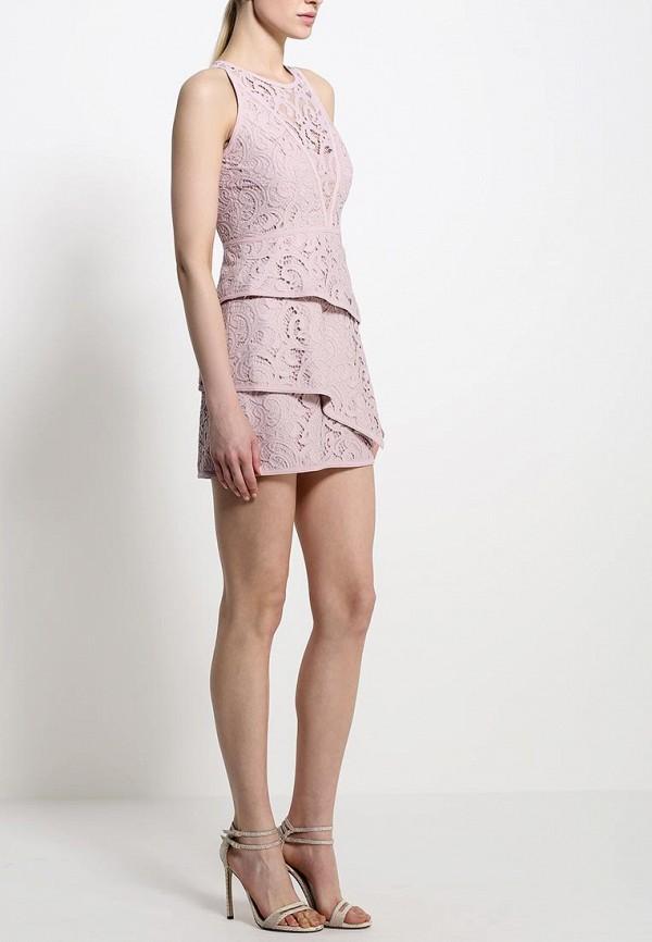 Платье-мини BCBGMAXAZRIA LCC62B05: изображение 3