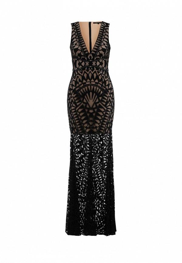 Платье-макси BCBGMAXAZRIA PDL67D27: изображение 1
