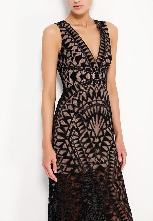 Платье-макси BCBGMAXAZRIA PDL67D27: изображение 3