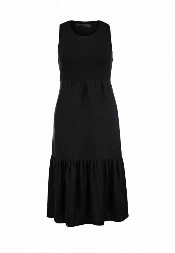 Платье-миди BCBGMAXAZRIA JUF61E31: изображение 1