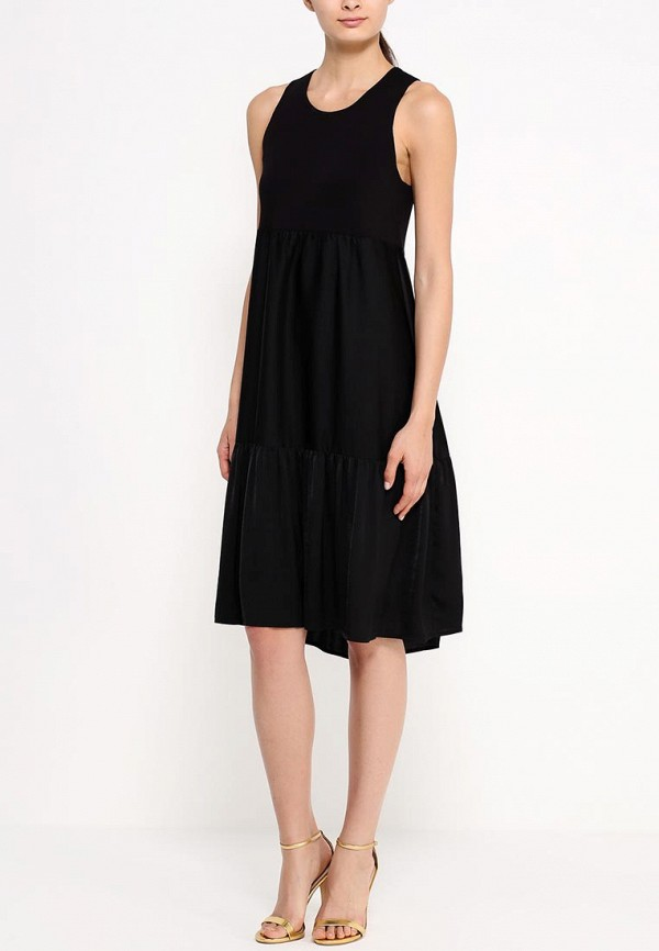Платье-миди BCBGMAXAZRIA JUF61E31: изображение 3