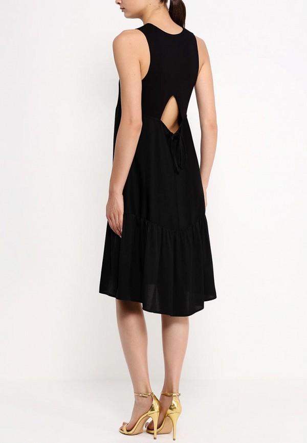 Платье-миди BCBGMAXAZRIA JUF61E31: изображение 4