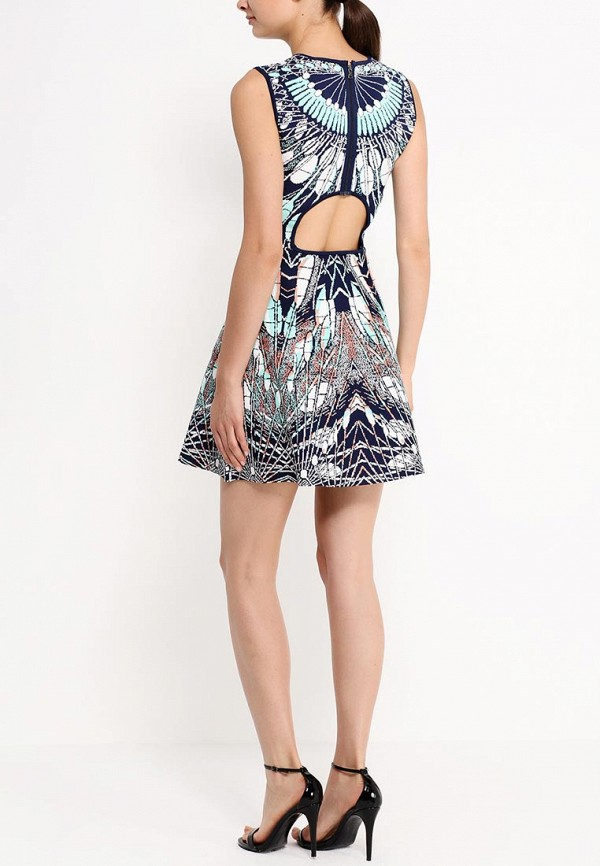 Платье-мини BCBGMAXAZRIA SDQ68D57: изображение 4