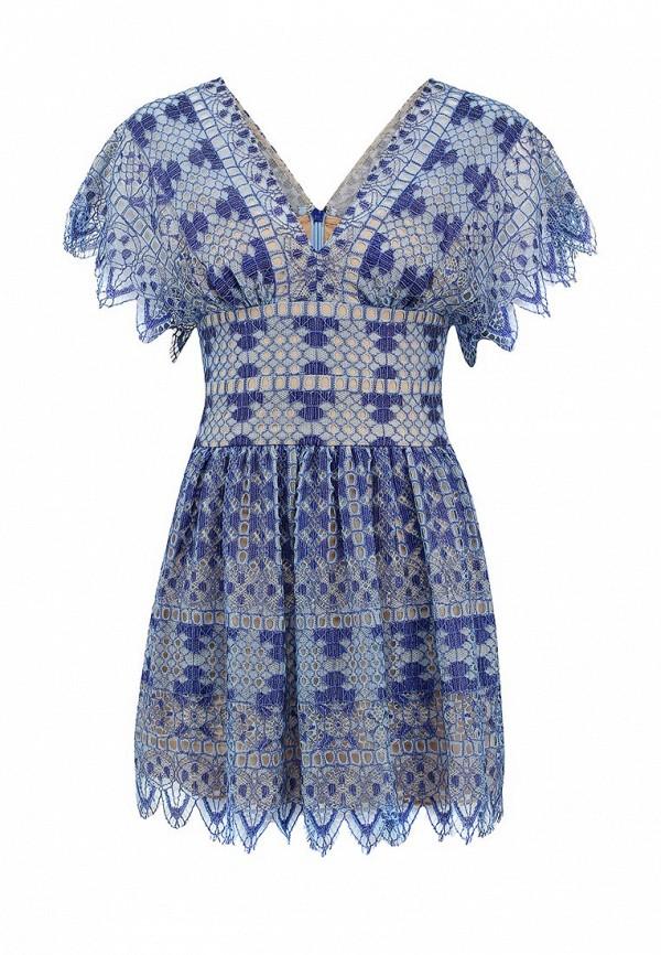 Платье-мини BCBGMAXAZRIA XDE66E87: изображение 1